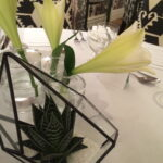 Wedding Table Centres at Covent Garden Hotel